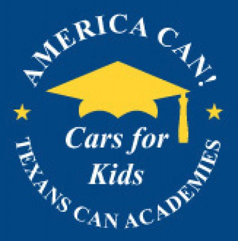 Texans Can Cars for Kids