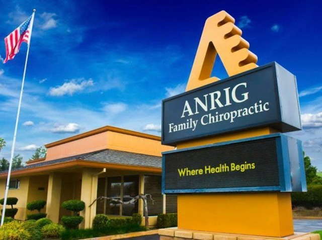 Anrig Chiropractic Offices