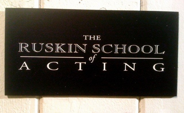 Ruskin School of Acting
