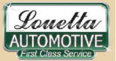 Louetta Automotive - 25 OFF Any Service of 150 or More Code XINVA31408