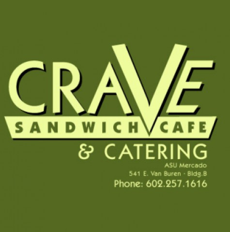 Crave Sandwich Cafe Catering