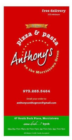 Anthonys Pizza