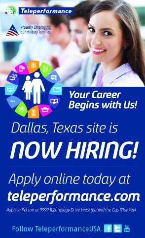 Teleperformance 2260 Connector Dr Dallas Tx