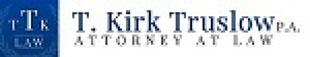 T Kirk Truslow P A Attorney At Law