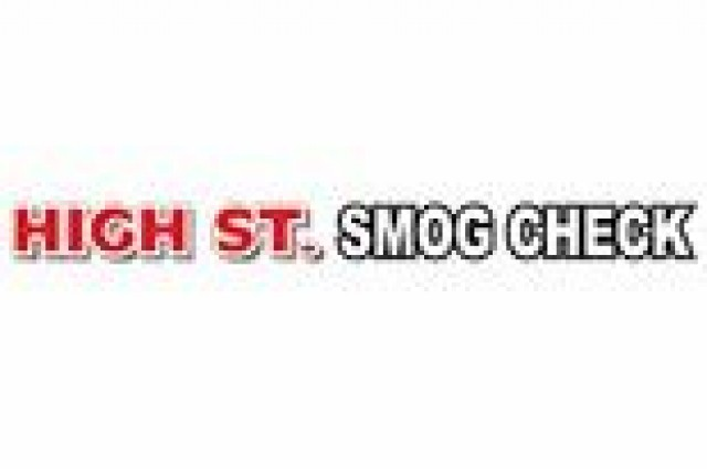 High St Smog Check