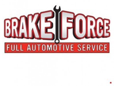 Brake Special - Only 100 per axle