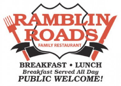 Ramblin Roads Family Restaurant - 12 OFF Breakfast Monday-Friday Only when you purchase an Entree 38 2 Drinks