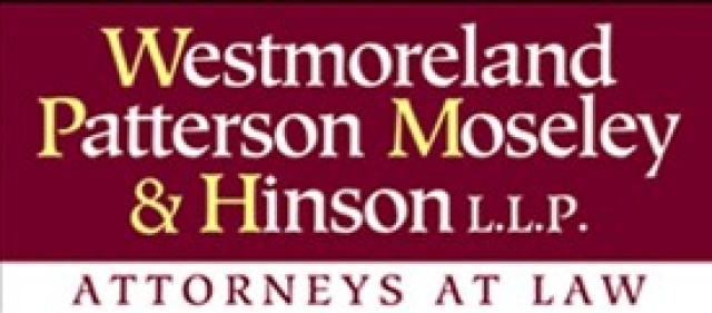 Westmoreland Patterson Moseley Hinson LLP