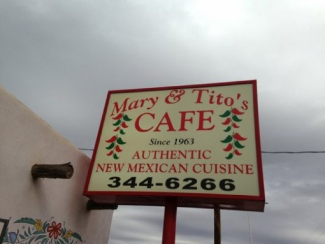Marys Titos Cafe