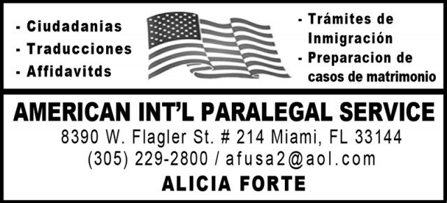 American Intl Paralegal Service