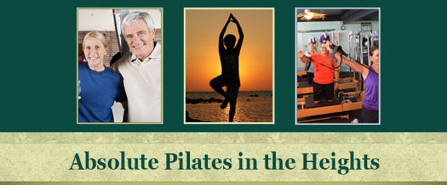 Absolute Pilates In The Heights