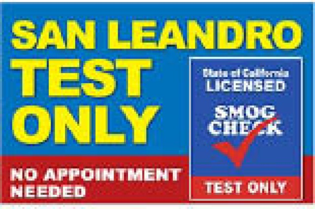 San Leandro Test Only