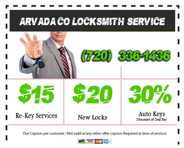 Arvada CO Locksmith Service