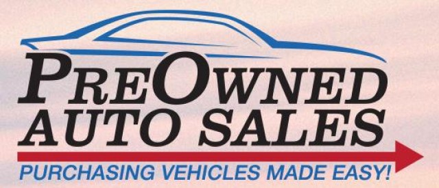 Pre-Owned Auto Sales