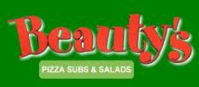Beautys Pizzas Subs Salad